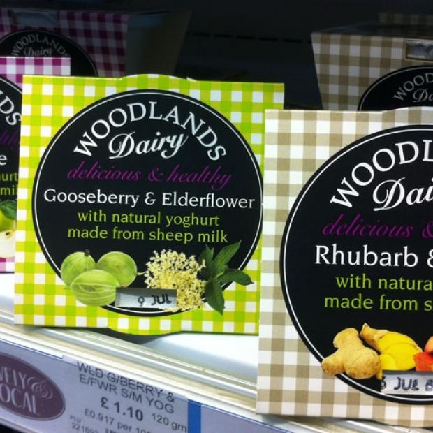 We now stock locally-made sheep and goat milk yoghurts! - News